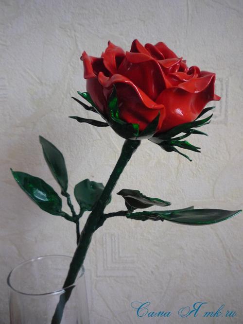 роза-из-ложек