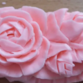 карвинг по мылу роза