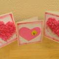 открытка валентинка детский мк