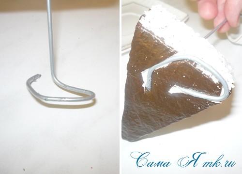 чашка проливашка с кофе и тортиком 13