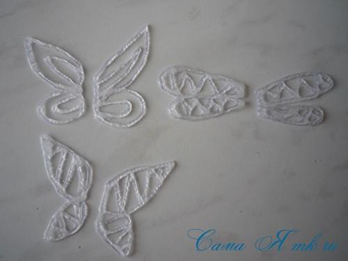 шоколадные украшения для поделок из зерен кофе (кофейных сувениров) 7