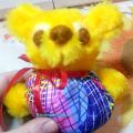 ароматическое саше игрушка мешочек для ребенка