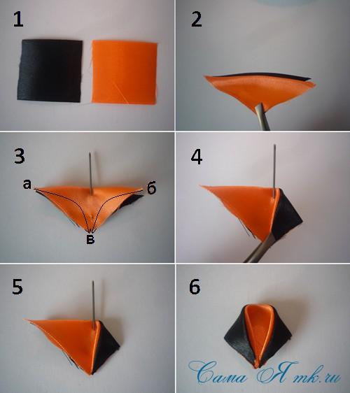 Как делать конфету из бумаги своими руками 54