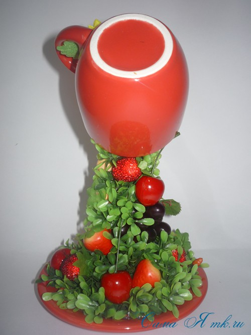 фруктово ягодная чашка кружка проливашка 13