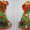 фруктово ягодная чашка кружка проливашка 17
