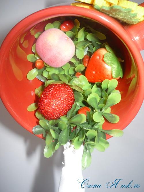 фруктово ягодная чашка кружка проливашка 8