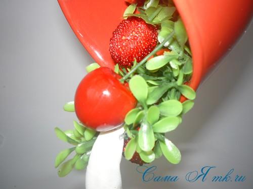 фруктово ягодная чашка кружка проливашка 9