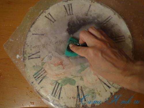 часы декупаж 24 (Copy)