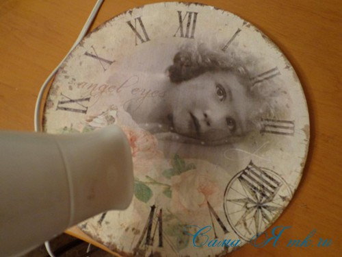 часы декупаж 27 (Copy)