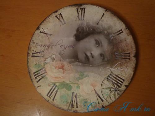 часы декупаж 42 (Copy)