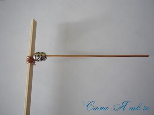 4-х лопастной детский ветерок-вертушка 7