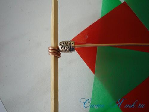 8-и лопастной детский ветерок вертушка 8