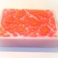 Мыло с текстурным вкладышем