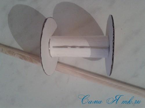 катушки бобины для хранения лент своими руками 6