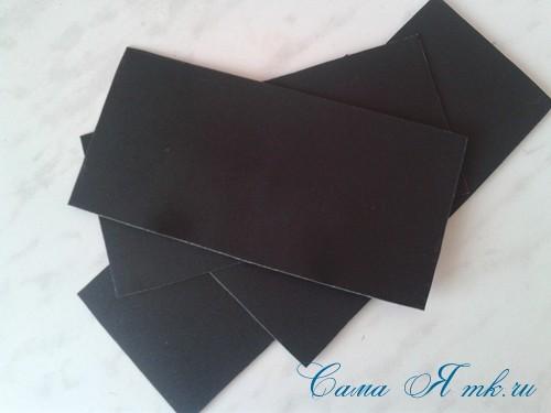 как удобно хранить остатки тонких узких атласных лент 4 (Copy)