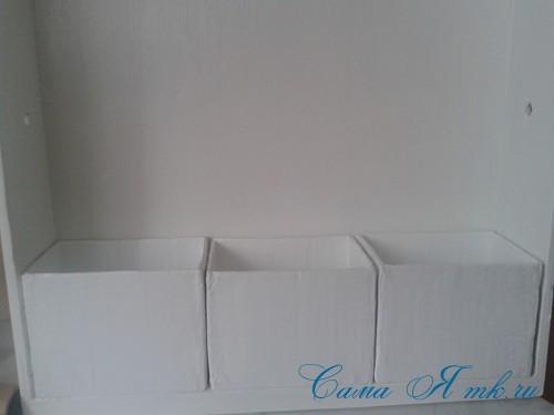 полочка для хранения лент и мелочей своими руками 16 (Copy)