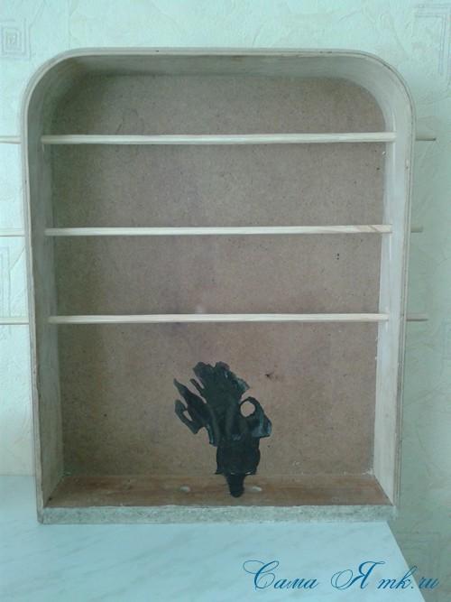 полочка для хранения лент и мелочей своими руками 8 (Copy)
