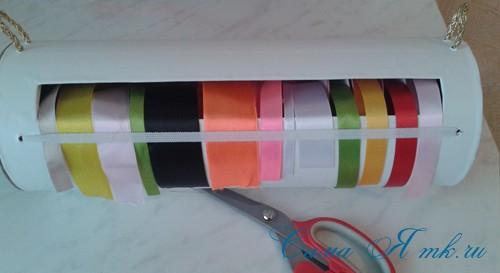 тубус-органайзер для катушек лент 15 (Copy)