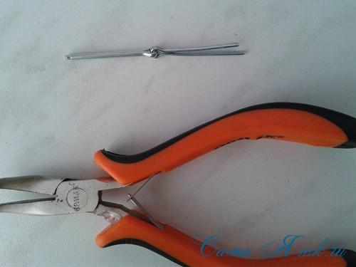 Шплинтовое крепление деталей игрушки работа со шплинтами, качающееся крепление 3 (Copy)