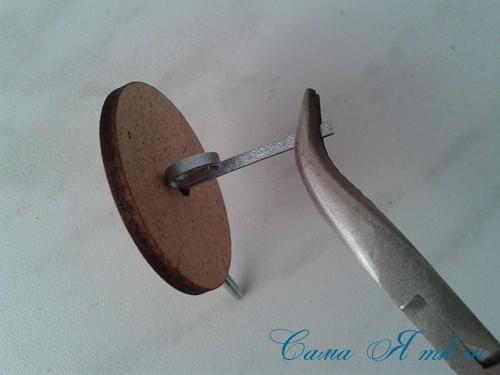 Шплинтовое крепление деталей игрушки работа со шплинтами, качающееся крепление 6 (Copy)