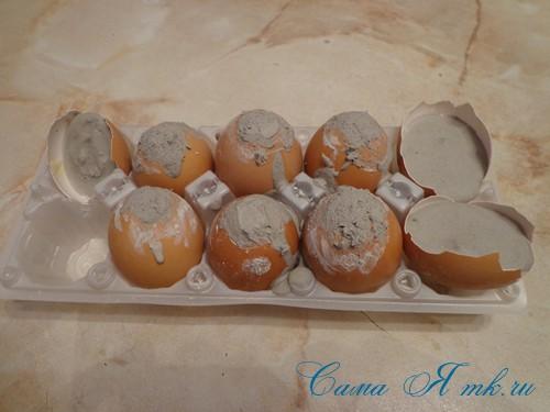 декупаж украшение пасхальных яиц вместе с детьми подручными материалами 16