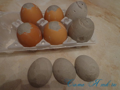 декупаж украшение пасхальных яиц вместе с детьми подручными материалами 20