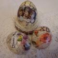декупаж украшение пасхальных яиц вместе с детьми подручными материалами 29