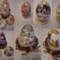 декупаж украшение пасхальных яиц вместе с детьми подручными материалами 31
