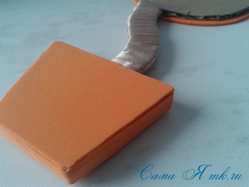топиарий магнит на холодильник из картона своими руками и сизаля 12