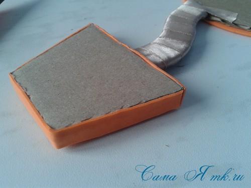 топиарий магнит на холодильник из картона своими руками и сизаля 9