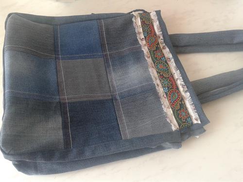 джинсовая сумка мк и выкройка