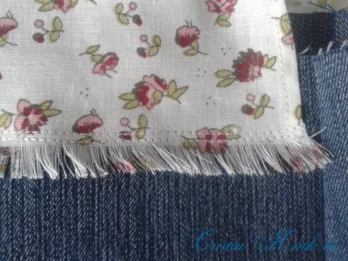 сумка из старых джинс джинсовой ткани схема мастер-класс мк своими руками 28