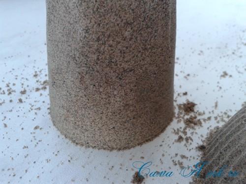 Кинетический чудо-песок своими руками состав и технология 7