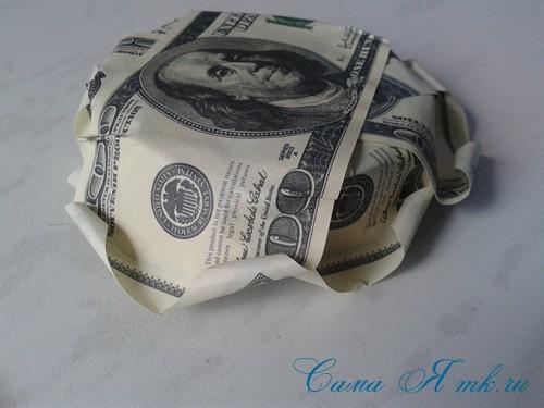 как оригинально подарить деньги на свадьбу денежная банка 10