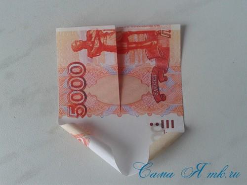 как оригинально подарить деньги на свадьбу денежная банка 4