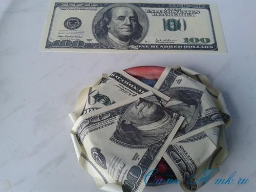как оригинально подарить деньги на свадьбу денежная банка 9