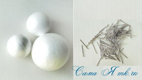 новогодние ёлочные шары из пайеток своими руками 9