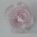 розы цветы из ажурных салфеток своими руками 12