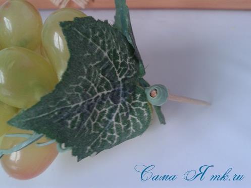 объеное анно коллаж из муляжных декоративных фруктов и ягод на стену своими руками 20