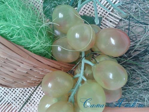 объеное анно коллаж из муляжных декоративных фруктов и ягод на стену своими руками 21