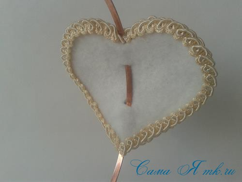 сердечки с пайетками в декоре своими руками шаблон сердца 19
