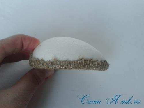 Кофейные магниты яички из зерен кофе на холодильник к Пасхе в форме яйца своими руками  8