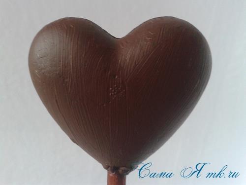 Топиарий из кофейных зёрен в форме сердца своими руками кофейное сердце из кофе 7